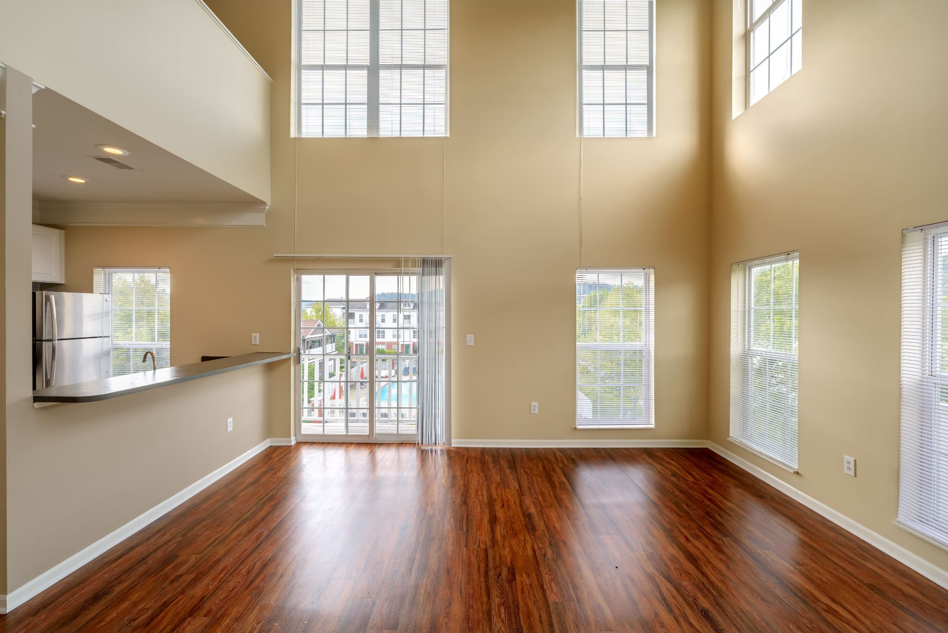 Luxury Waterfront 1, 2 and 3 Bedroom Apartments and Townhomes with Large Open Spaces and Windows,   Balconies and River views,  611 E. Waterfront Drive, Munhall, PA 15120