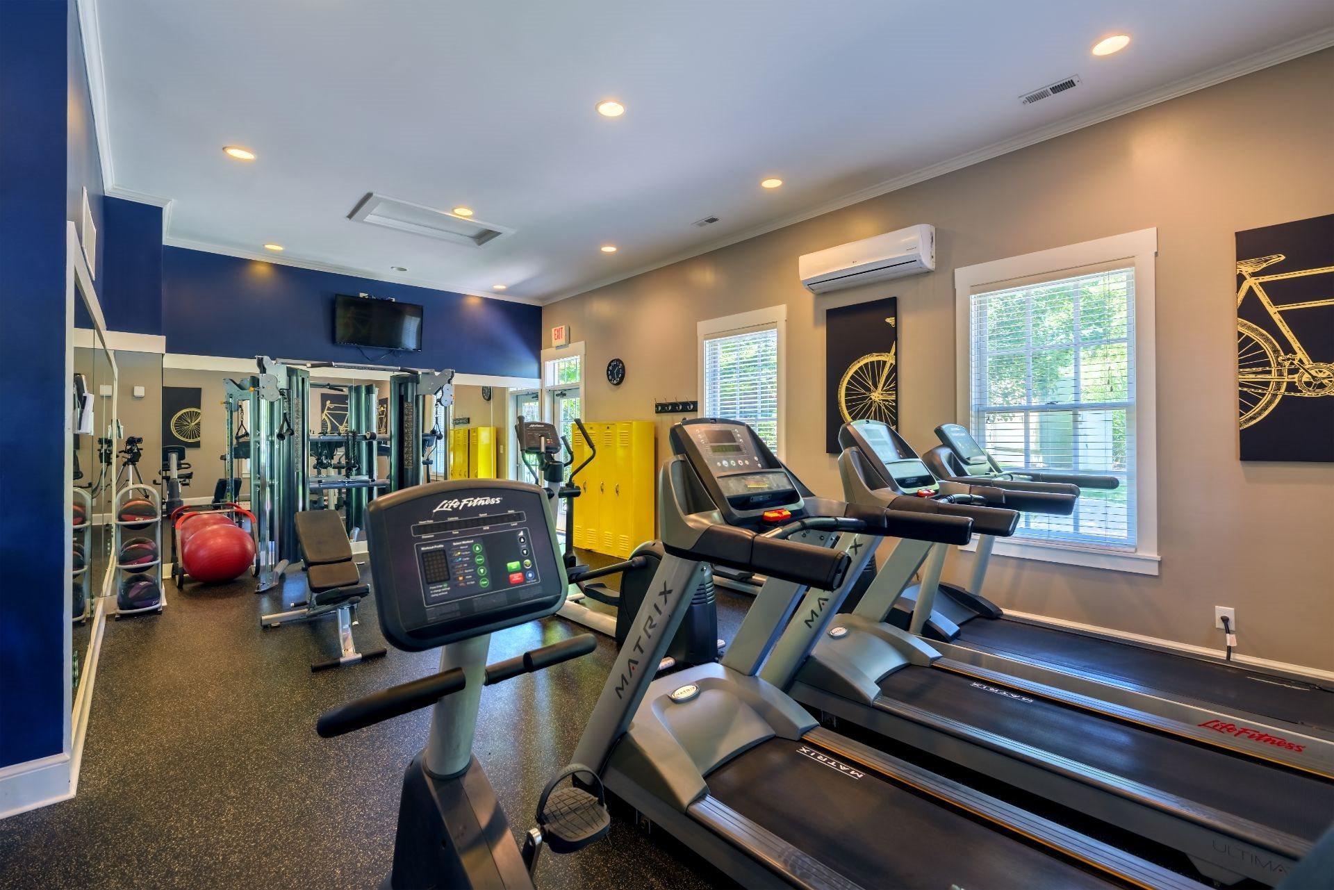 Christopher Wren Apartments, 501 Christopher Wren Drive, Wexford, PA 15090 Fitness Center