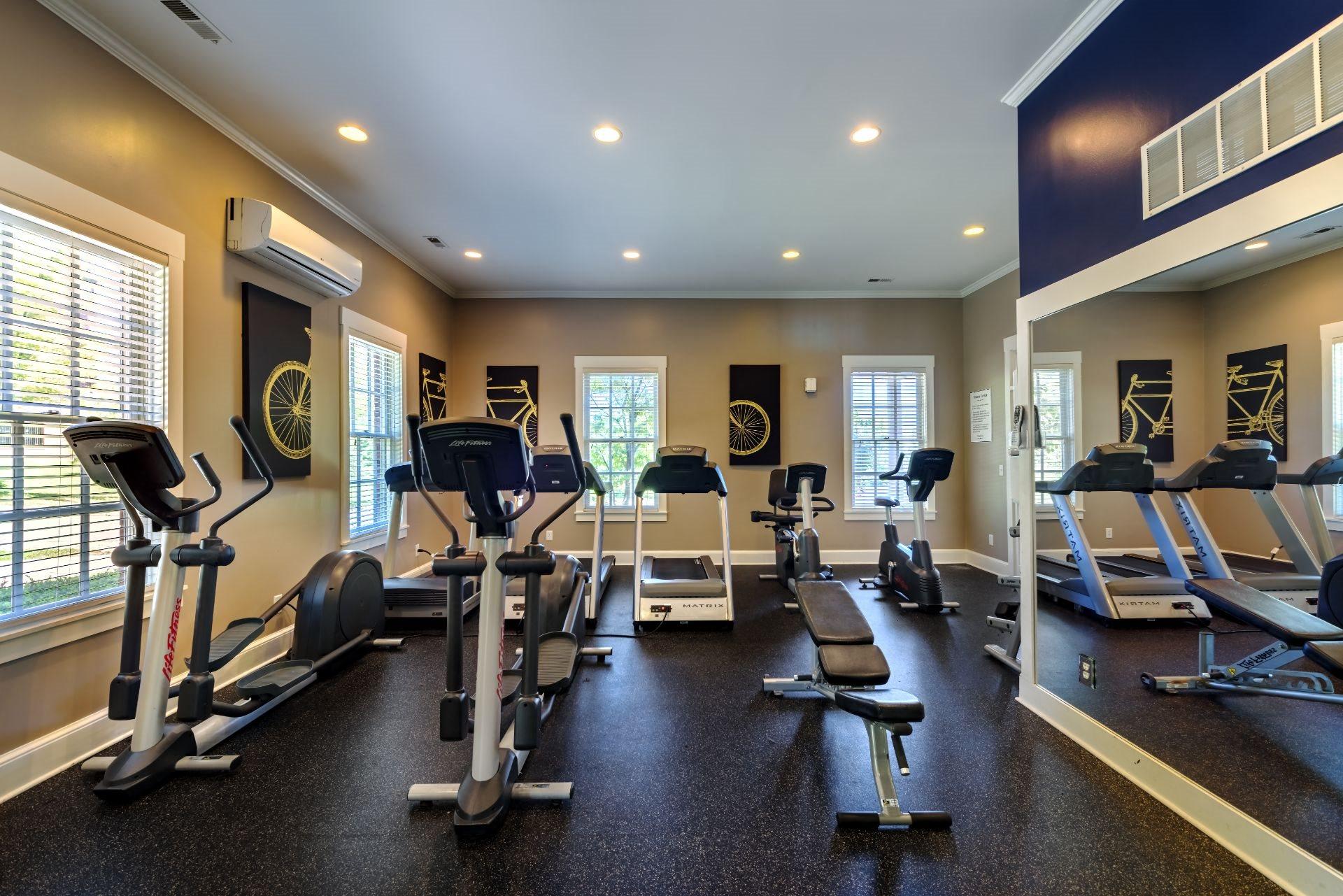 Fitness Center Christopher Wren Apartments, 501 Christopher Wren Drive, Wexford, PA 15090