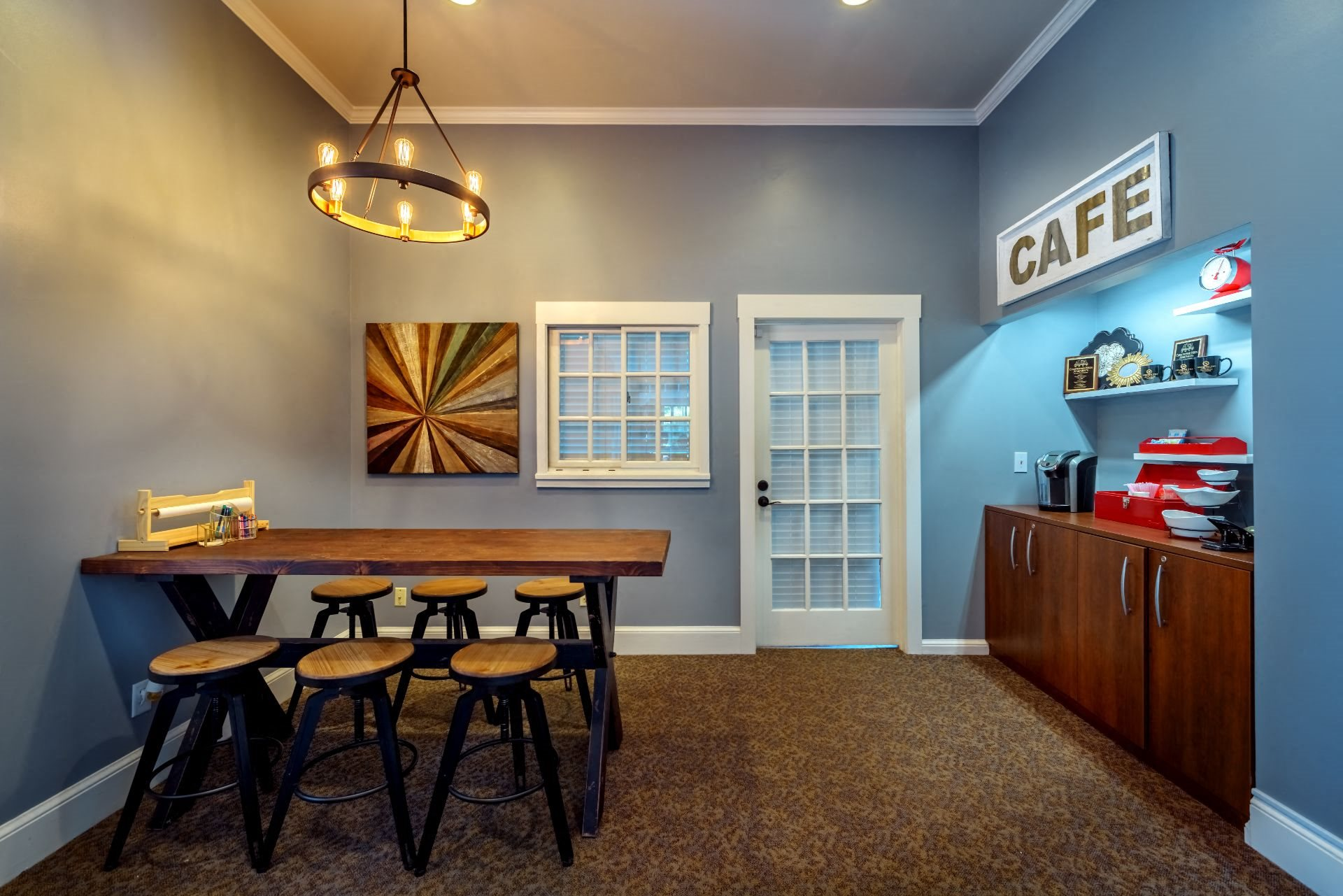 Christopher Wren Apartments Clubhouse with Cafe and Java Lounge, 501 Christopher Wren Drive, Wexford, PA 15090