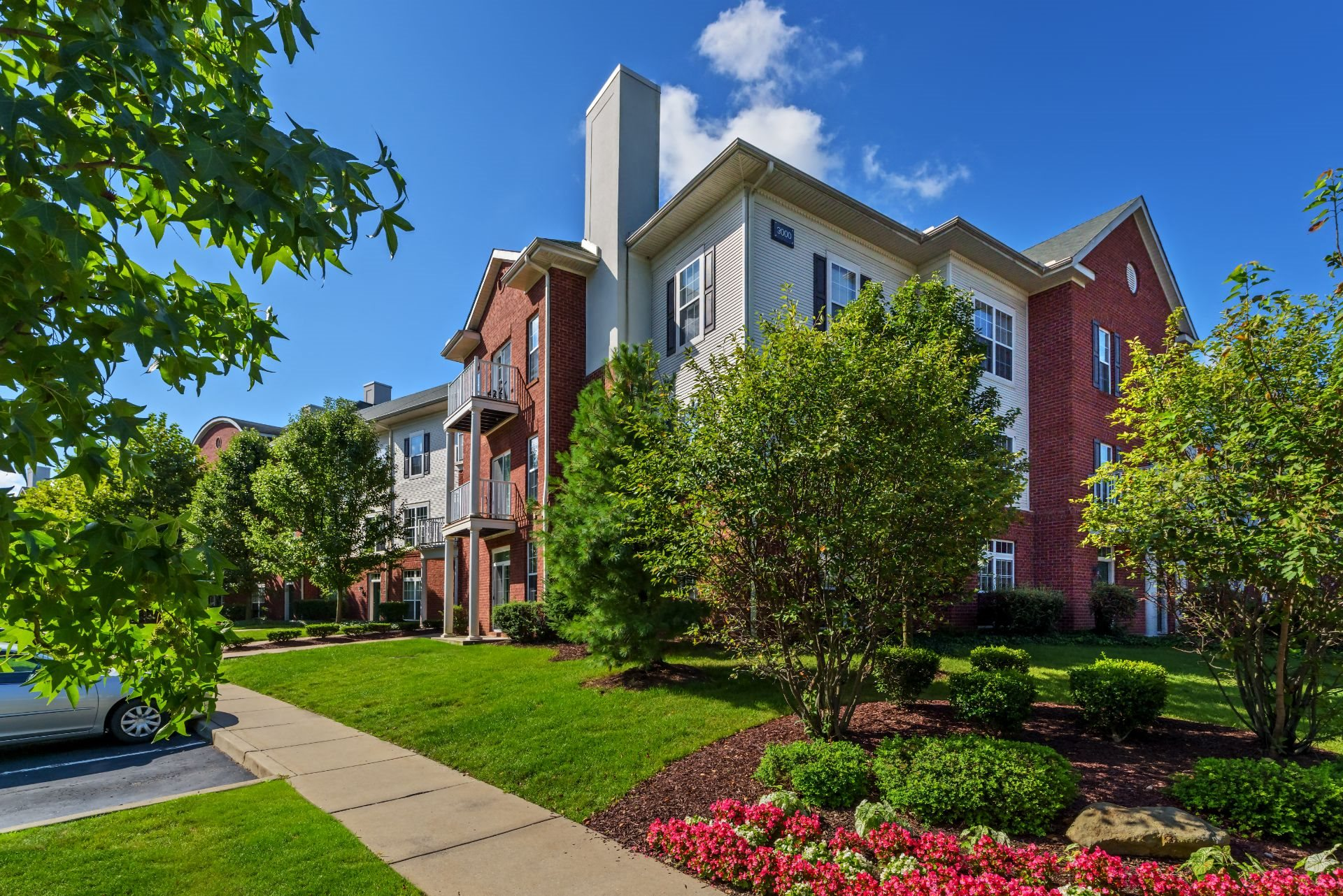 Wexford, PA's Best Apartments near Downtown Pittsburgh Christopher Wren Apartments, 501 Christopher Wren Drive, Wexford, PA 15090