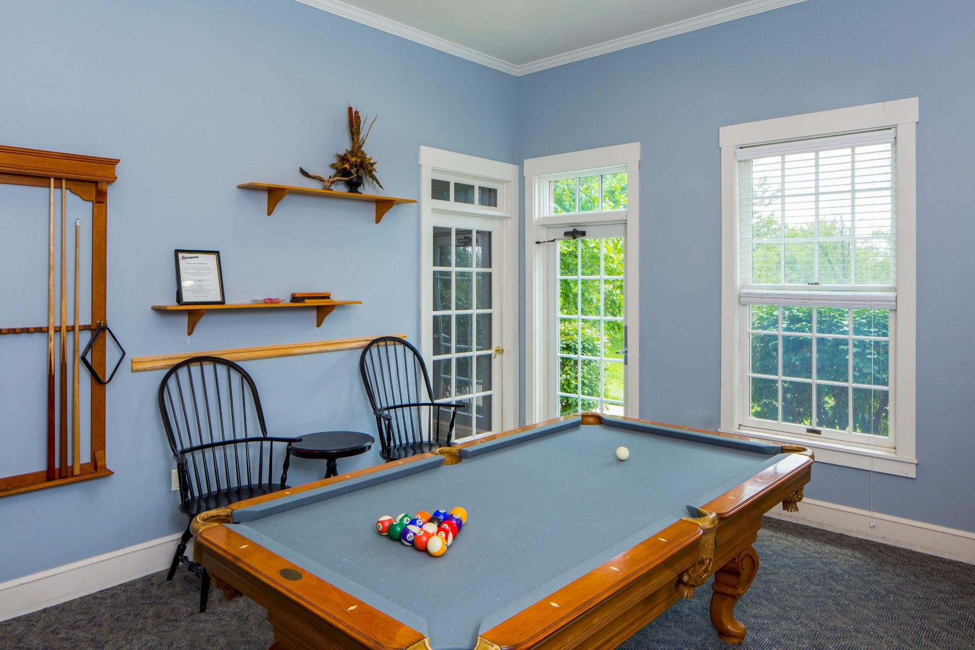 The Preserve at Beckett Ridge Apartments and Townhomes with Resident Billiards, Clubhouse, Pool and Clubhouse- 2515 Fox Sedge Way, West Chester OH 45069