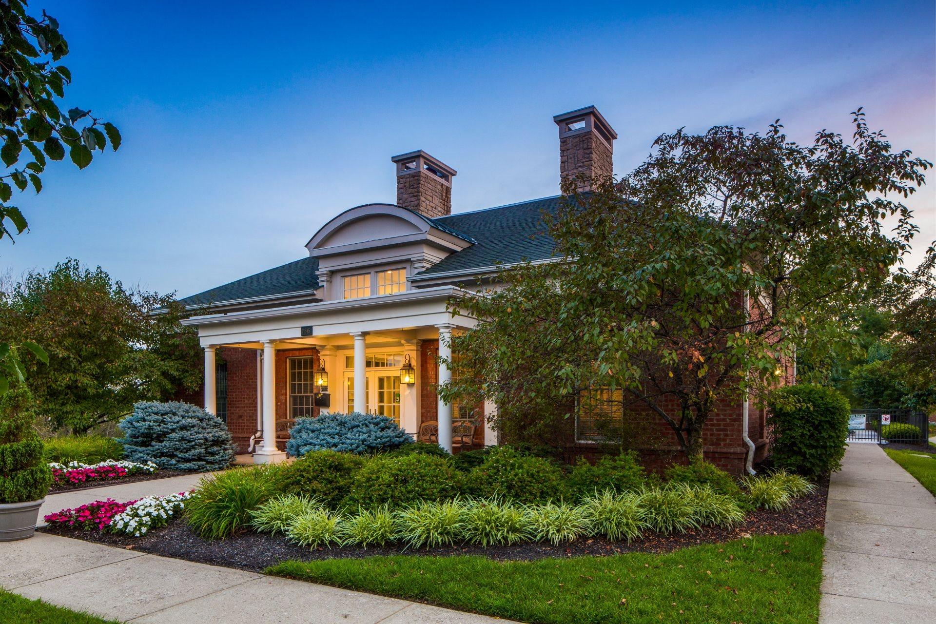 The Preserve at Beckett Ridge Apartments and Townhomes with Resident Clubhouse, Billiards, Pool and Clubhouse- 2515 Fox Sedge Way, West Chester OH 45069