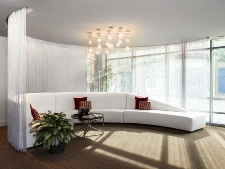 Posh Resident Lounge at Met Lofts, Los Angeles, 90015