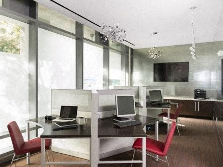 Internet Cyber Cafe And Lounge at Met Lofts, California, 90015