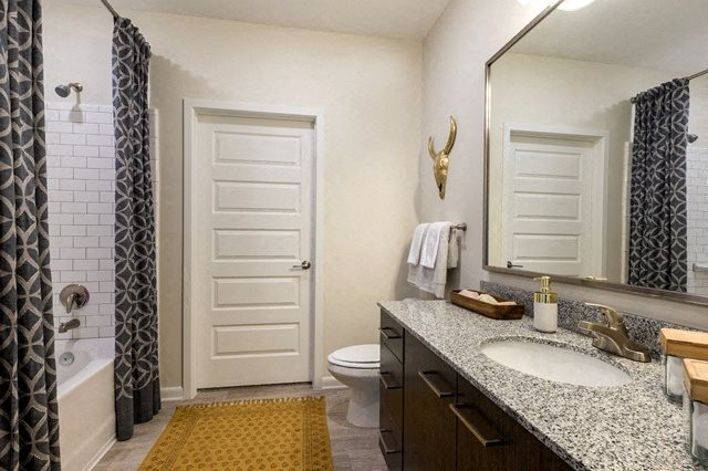 Luxurious Bathrooms at Berkshire Chapel Hill, North Carolina, 27514