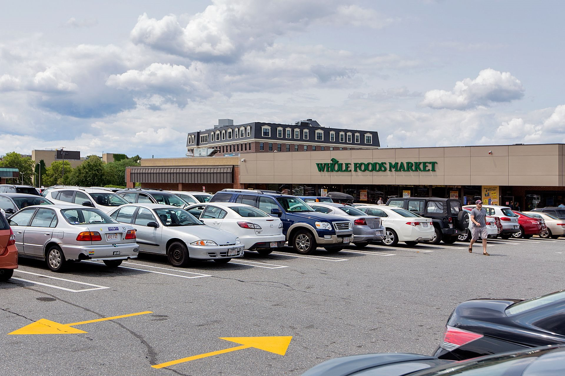 Whole Foods, Shopping, Dining and Conveniences across the street at Gatehouse 75, Charlestown