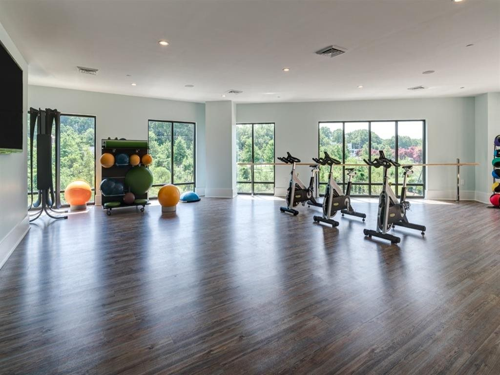 Berkshire Dilworth yoga and spin studio