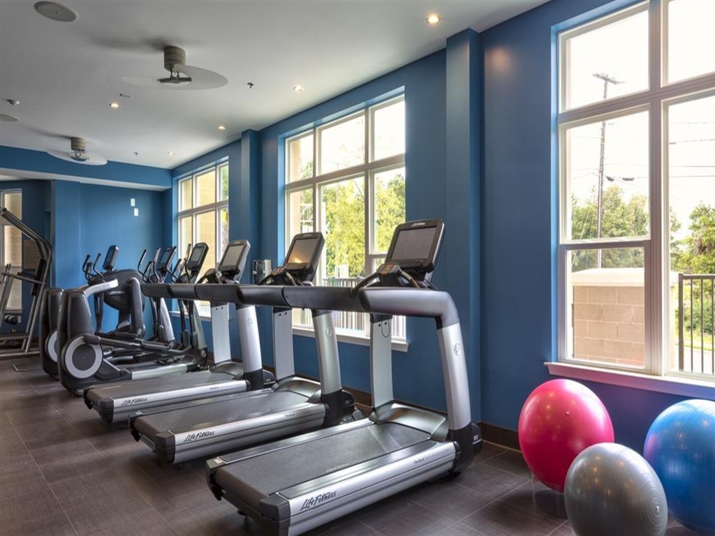 Berkshire Main Street fitness center