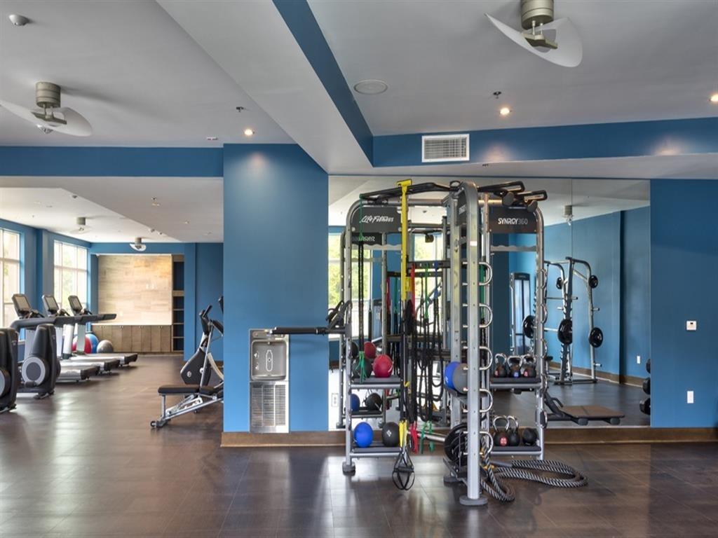 Berkshire Main Street strength training center