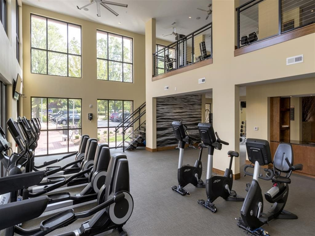 Berkshire Ninth Street fitness center