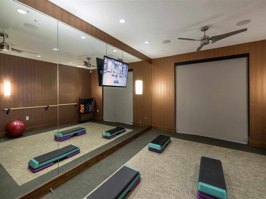 Berkshire Ninth Street fitness studio