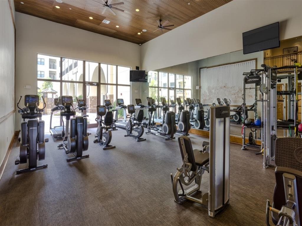 Berkshire Cameron Village Fitness Center