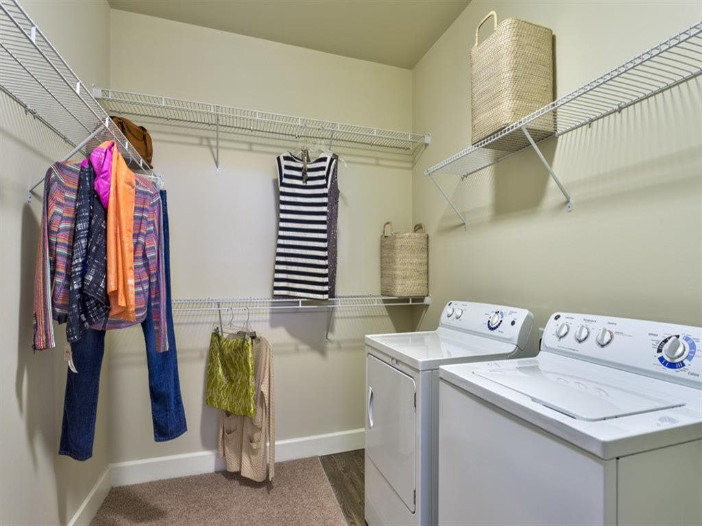 Berkshire Cameron Village Generous Walk-in Closet