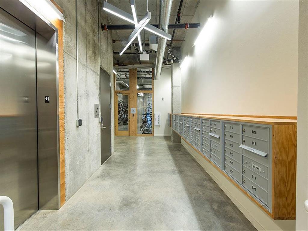 at Lower Burnside Lofts, Portland, 97214