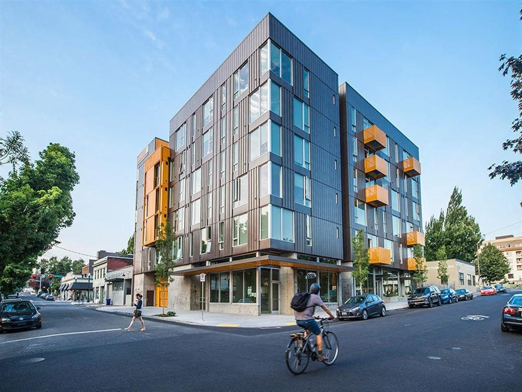 at Lower Burnside Lofts, Portland, OR, 97214