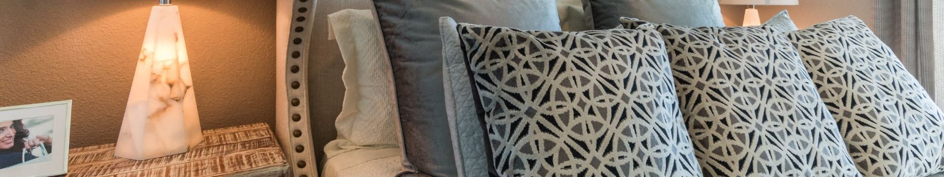 Bed Pillows at Estates at Briggs Ranch, San Antonio, TX, 78245