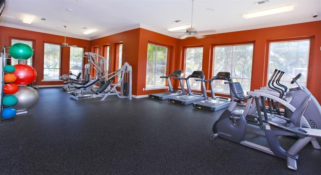 Fitness Center with Cardio at San Marin, Austin, Texas