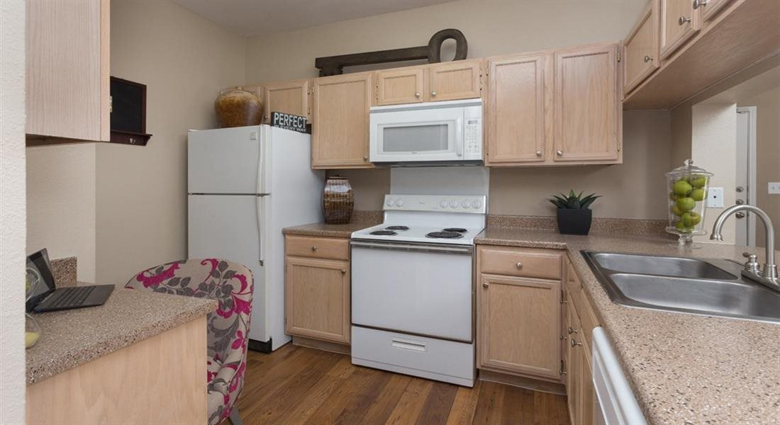 Fully Equipped Kitchen at San Marin, Texas, 78759