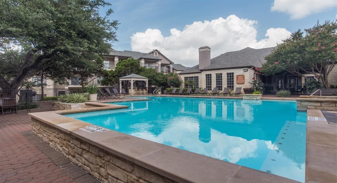 Invigorating Swimming Pool at San Marin, Austin, TX, 78759