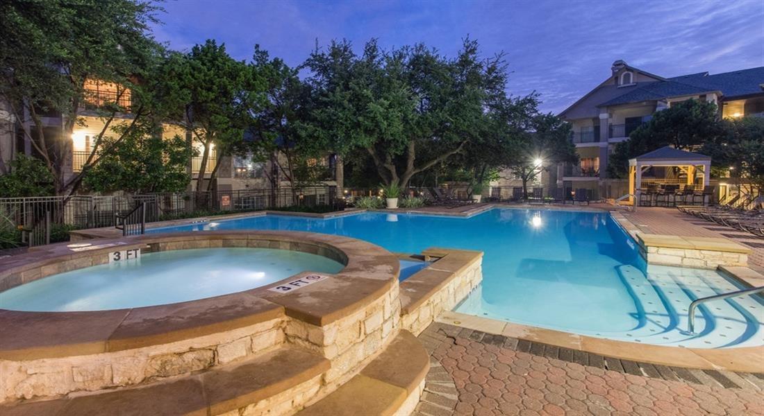 Two Pools & Spa at San Marin, Austin, TX