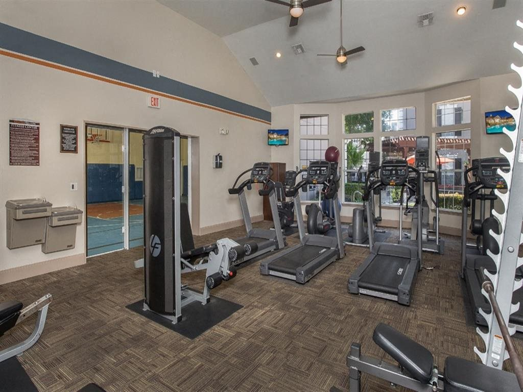 State Of The Art Fitness Center at Estates at Bellaire, Houston, Texas