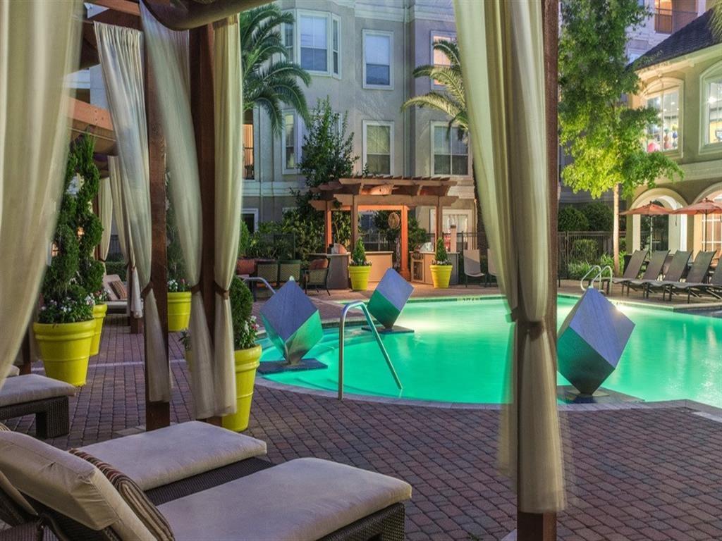 Resort Styled Pool