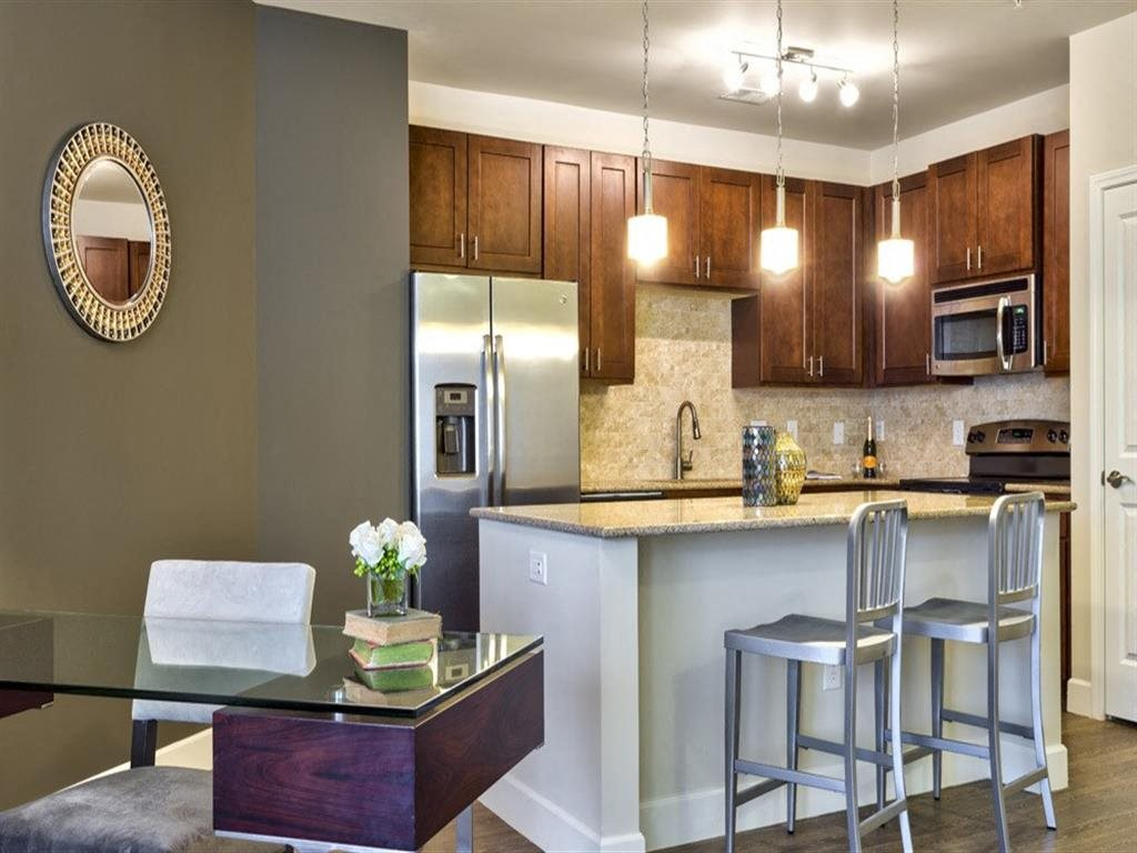Berkshire Cameron Village Open-concept Floorplan