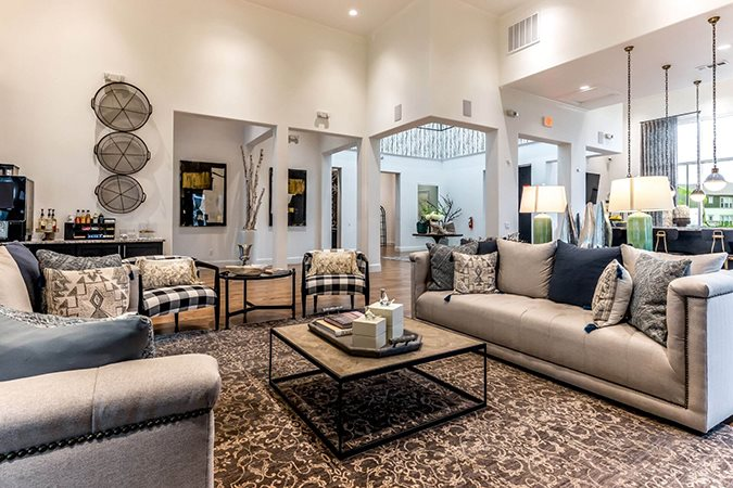 Community Clubhouse at Berkshire Creekside, New Braunfels