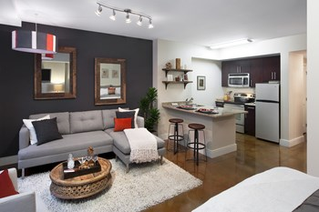 1400 Irving Street, NW Studio-2 Beds Apartment for Rent Photo Gallery 1