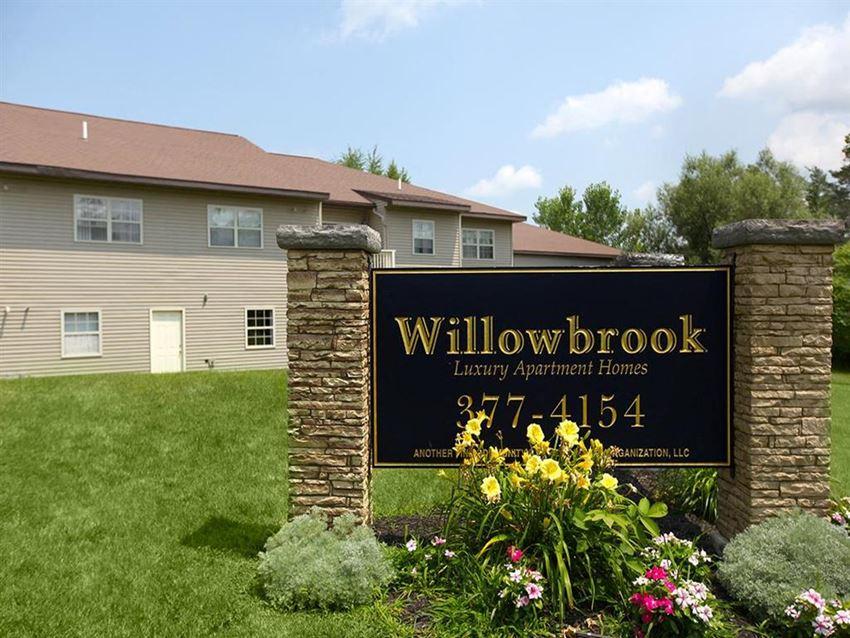 at Willowbrook Terrace Apartments, Niskayuna, New York