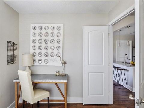 Multiple Floor Plan Options