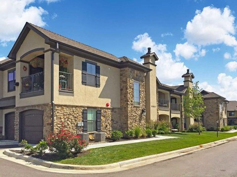 Maintenance-Free Living in Leawood
