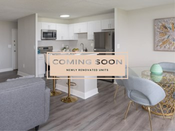 1 Park Square 1-2 Beds Apartment for Rent Photo Gallery 1