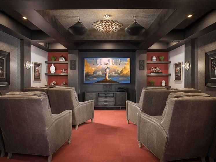 Quin Apartments Theater