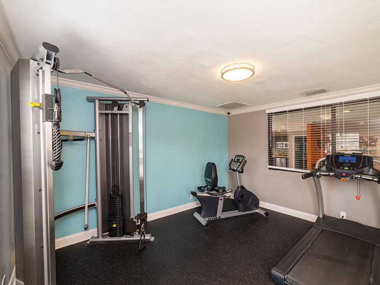 Fitness Center Access at Summerstone Apartments, Victoria, TX