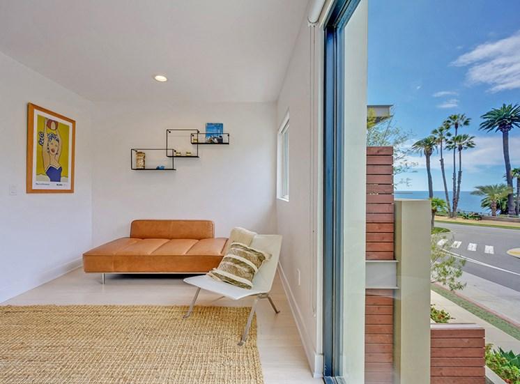 301 Ocean, Santa Monica beach views