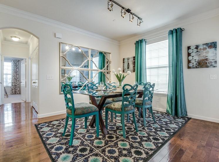 Designer Dining Room at Orion McCord Park, Little Elm, 75068