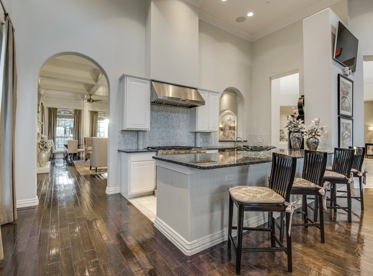 Eat-in Kitchens at Orion McCord Park, Little Elm, TX