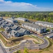 Promenade at Newnan Crossing aerial view