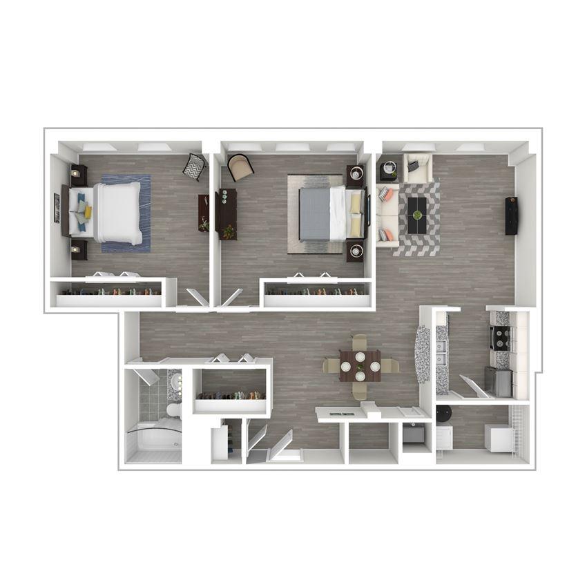 gayoso house b1 floor plan