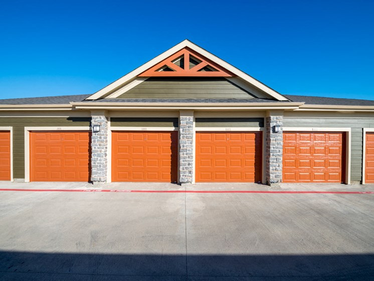 Separate Garages at Faudree Ranch, 2741 Faudree Road, Odessa, TX 79765