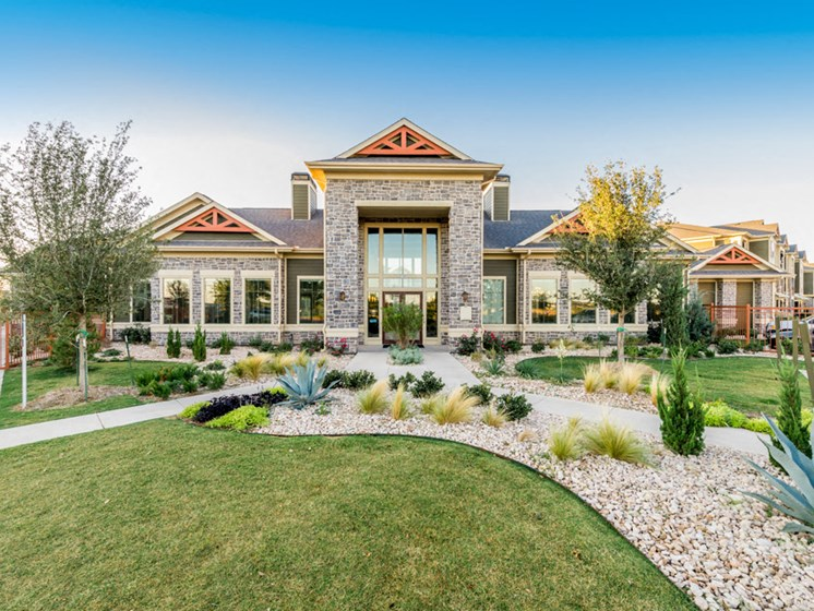 Beautifully Landscaped Grounds  at Faudree Ranch, 2741 Faudree Road, Odessa, TX 79765
