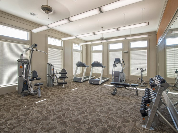 Cardio Equipment at Faudree Ranch, 2741 Faudree Road, Odessa