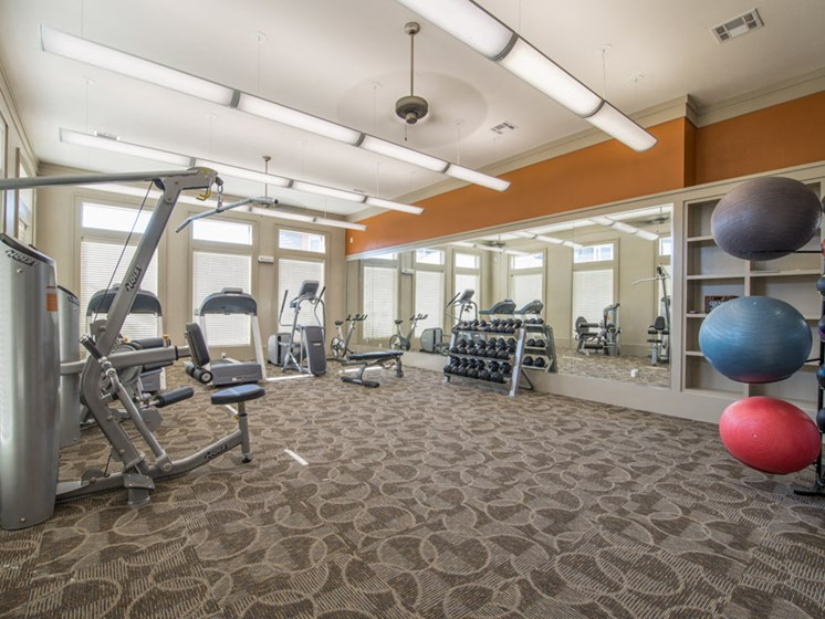 Health and Fitness Center at Faudree Ranch, 2741 Faudree Road, Texas