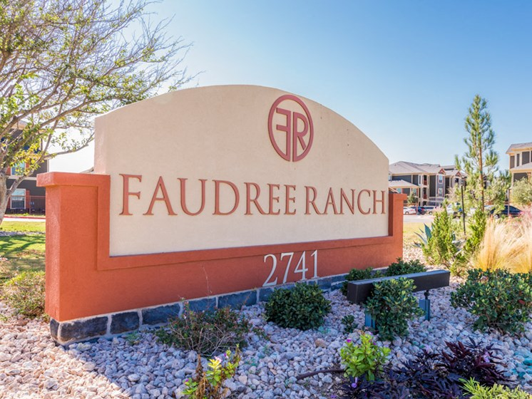 Private Gated Community at Faudree Ranch, Odessa, Texas