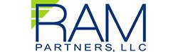 RAM Partners, LLC Corporate ILS Logo 82