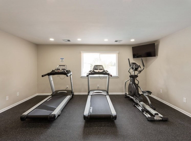 Fitness Center Abbey Lane Apartments Chesterton, IN