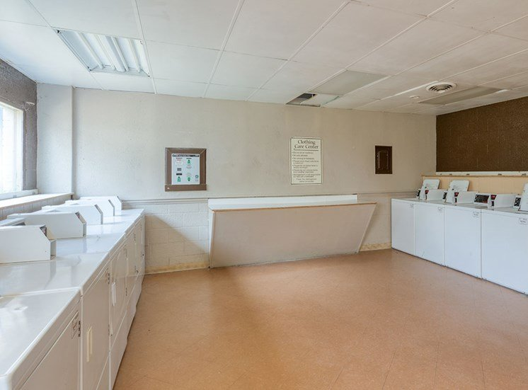 Laundry Center at affordable apartments in Richmond VA