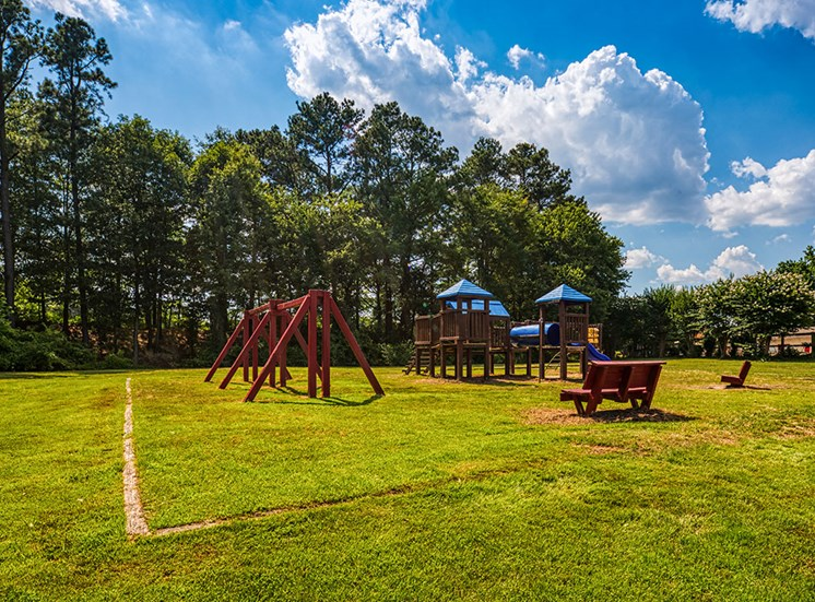 Playground 2 at Crystal Lake Apartments in Richmond